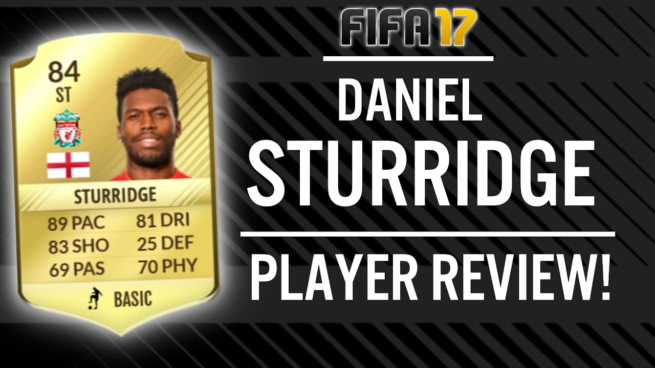 Sturridge Fifa 17
