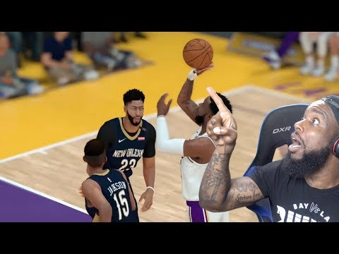 anthony-davis-couldn't-believe-this-shot!-nba-2k19-mycareer-ep-105