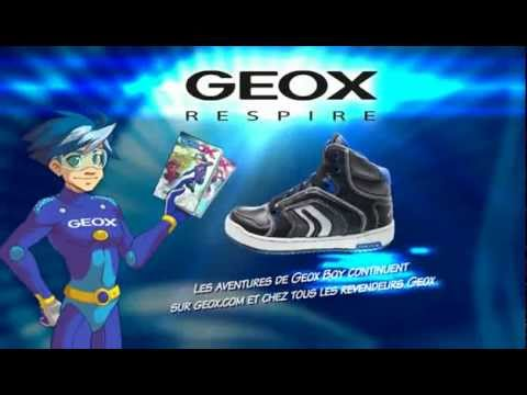 Chaussures Geox Garçons Pub TV - YouTube 418cb040bde