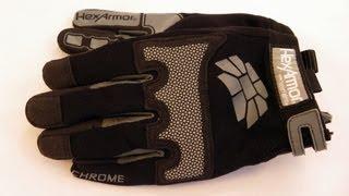 Перчатки-непрорезайки HexArmor - uNBOXING и экспресс-тест