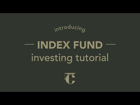 Index Fund ETF Investing Tutorial For Beginners | Easy 1 And 3 Fund Portfolios