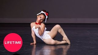 "Dance Moms: Asia's Solo - ""Rock That"" (Season 3) | Lifetime"