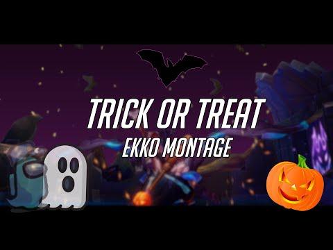 Trick Or Treat - EKKO MONTAGE