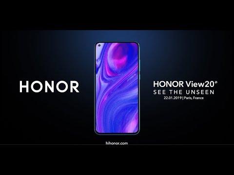 HONOR View20 - Événement de lancement להורדה