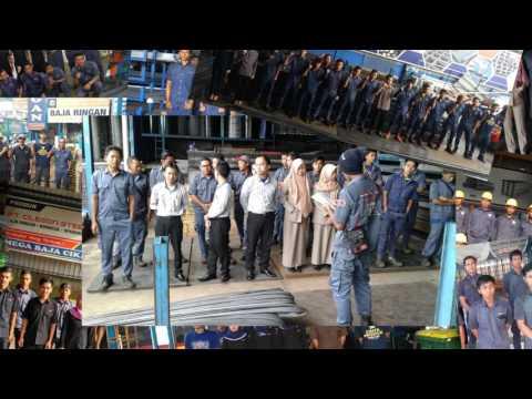 Prodak cilegon steel poradak asli indonesia