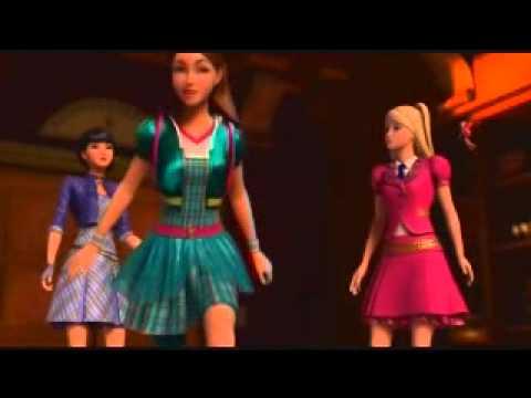 Barbie Apprentie Princesse-Extrait poster