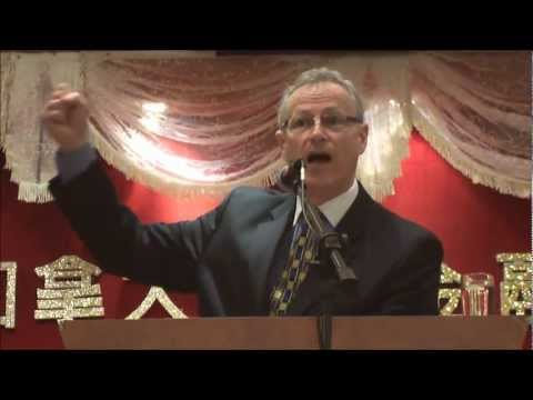 Peter A. Wouters - AUCFP Speech - April 20th, 2012