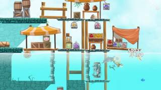 "Angry Birds Rio: Trailer zum ""High Dive"