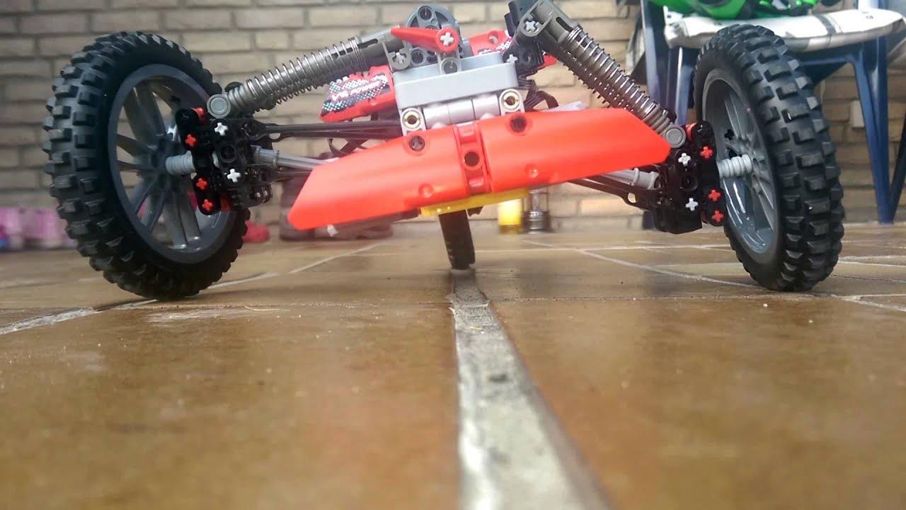 Lego Technic Carver Tilting Trike A Prototype Doovi
