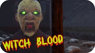 Witch Blood - The Hunt Is On Gameplay  .. PC STEAM HD