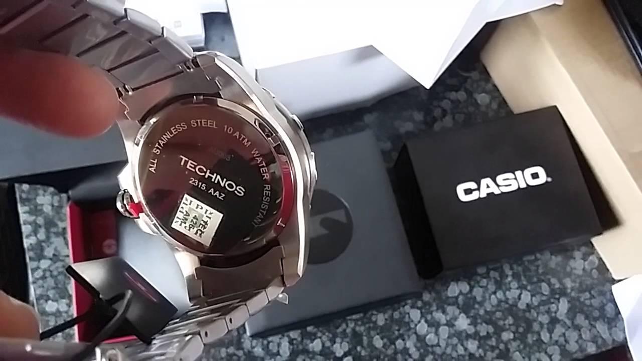 5e6b2ce8b1a7f Relógio Masculino Technos 2315AAZ 1P Classic Legacy Analógico - YouTube