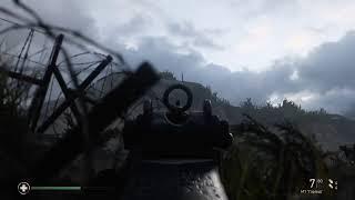 Call of Duty WWII ps 4 прохождение на уровне сложности ''Ветеран''