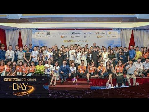 [Highlight] Vietnam Blockchain Day conference in Hanoi | Bigcoin Studio