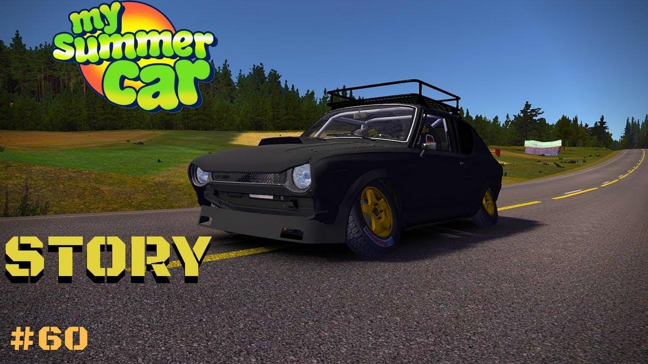 Slammed Satsuma My Summer Car Story 60 Youtube