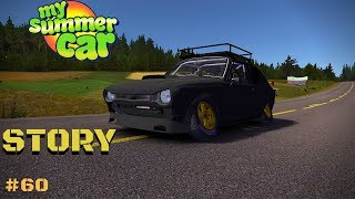 SLAMMED SATSUMA - My Summer Car Story #60