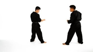 How to Do Closed Stance & Open Stance | Taekwondo Training