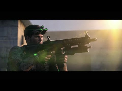 Splinter Cell Blacklist Announcement Trailer