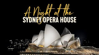 A Night at the Sydney Opera House | LIVE from Aus,  Sydney