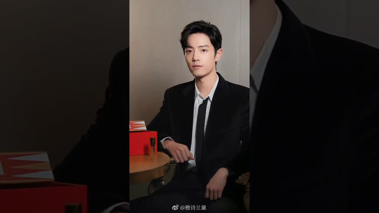 Download Xiao Zhan( Tiêu Chiến) pr son Estee Lauder 314