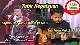 Download lagu Tabir Kepalsuan - Rhoma Irama - Cover Aqsa Melody