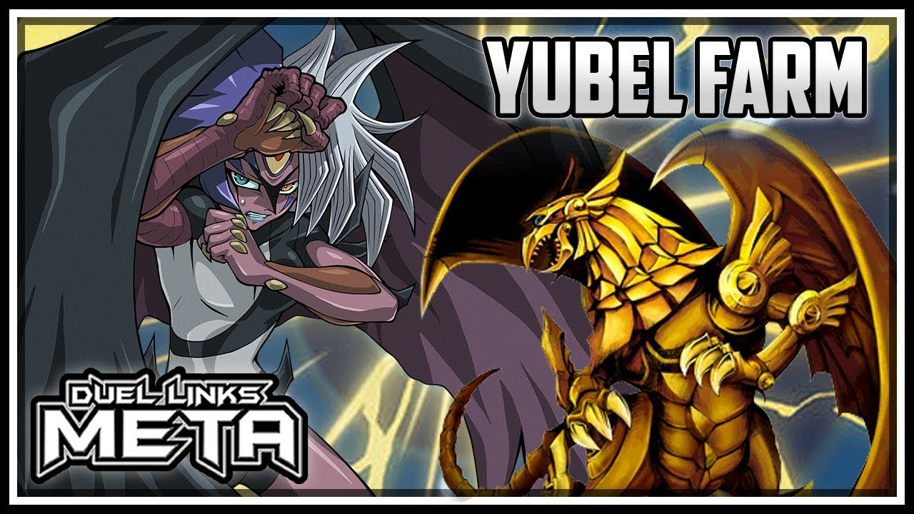 The Rise of Yubel! Soul Polymerization! | Duel Links Meta