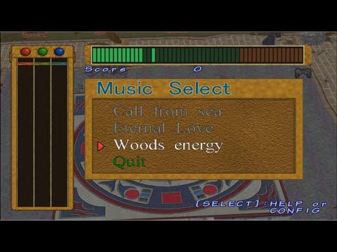 Ephemeral Fantasia - Woods energy