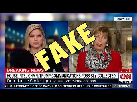 CNN CAUGHT AIRING MORE FAKE NEWS AGAIN!
