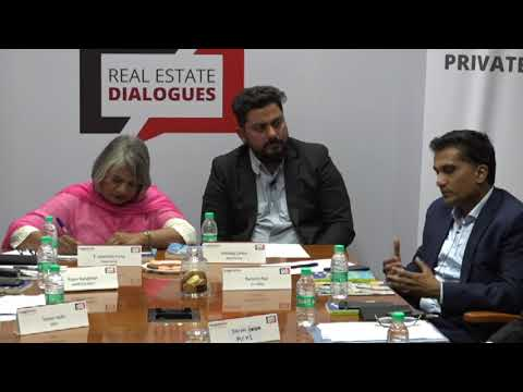 Is affordable housing a viable option for the private sector? | Mumbai, Real Estate Dialogues