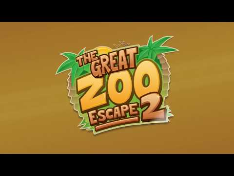 The Great Zoo Escape 2: Desert Animal Escape Gameplay Trailer on Google Play Games