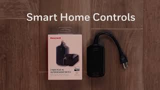 Introducing Honeywell Smart Home Controls