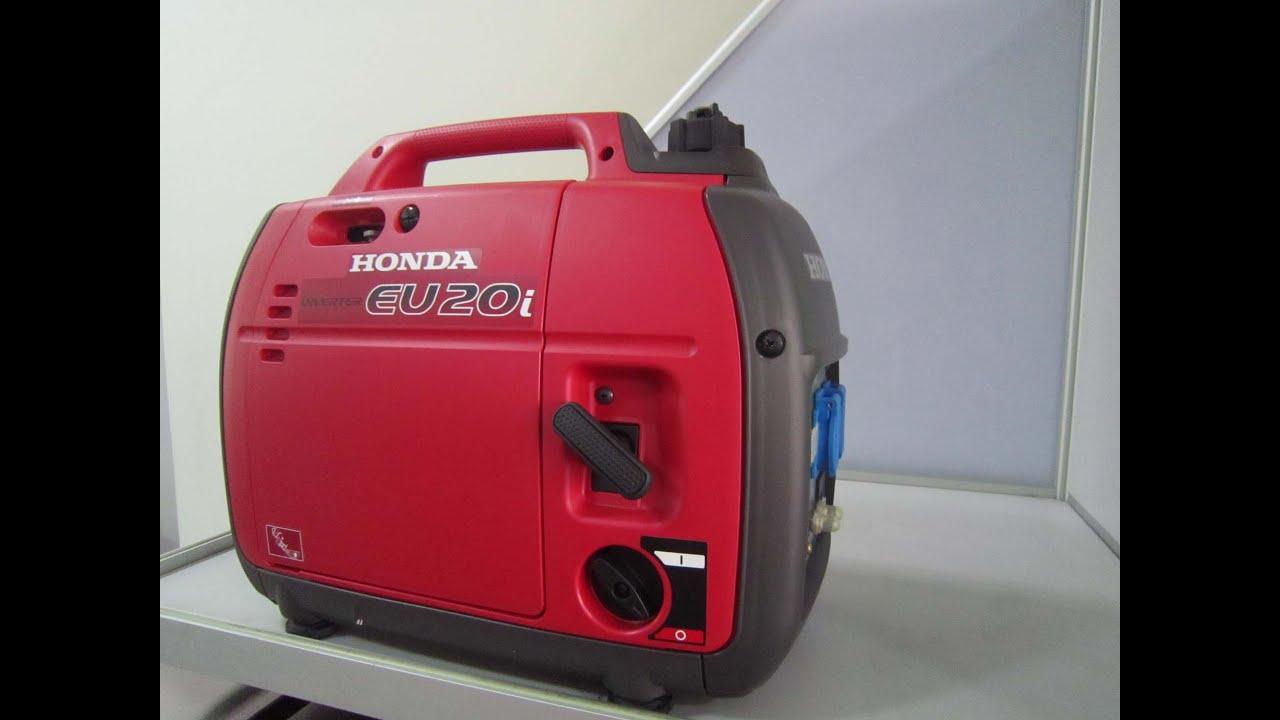 Связка генератор Fubag HS 5500 Honda + инвертор Pico 162 EVM - YouTube