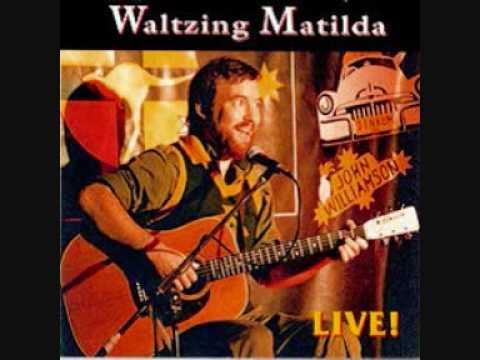 Waltzing Matilda John Williamson Live