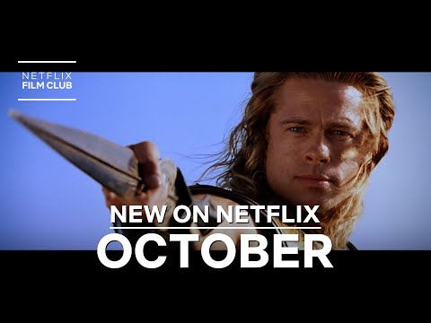 New On Netflix: Films For October 2020