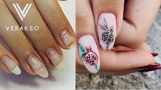 Типичная ошибка при дизайне ногтей! Маникюр. Дизайн ногтей 81