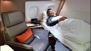 The BEST and BIGGEST FIRST CLASS SUITE - Singapore Airlines ...