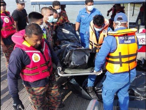 Cops retrieve body of man who fell off second Penang bridge