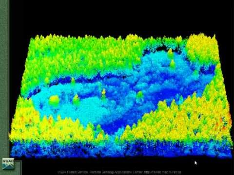 Modeling Biomass and Canopy Fuel Attributes Using LIDAR Tech