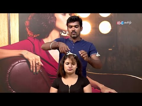 How to add Extension to your Short Hair   Arokiyame Azhagu