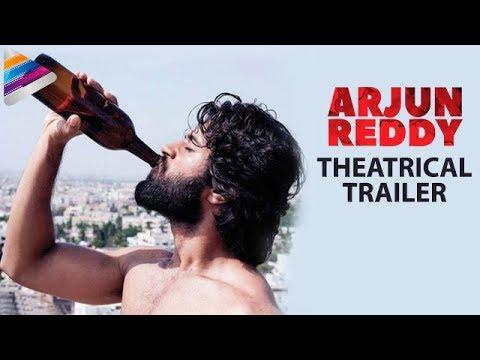 Arjun Reddy Theatrical Trailer | Vijay Deverakonda | Shalini | Radhan | Telugu Filmnagar