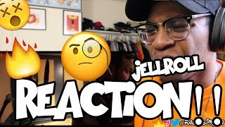 """Jelly Roll - """"No Limit Freestyle"""" REACTION!!"""