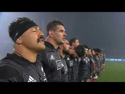 Rugby All Blacks Maori v British Irish Lions 2017