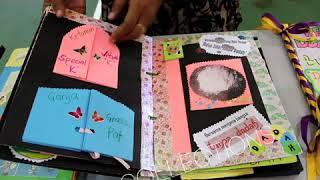 Buku Skrap Kesihatan Scrapbook Bukuskrap Bukukreatif Skrap Kreativiti Youtube