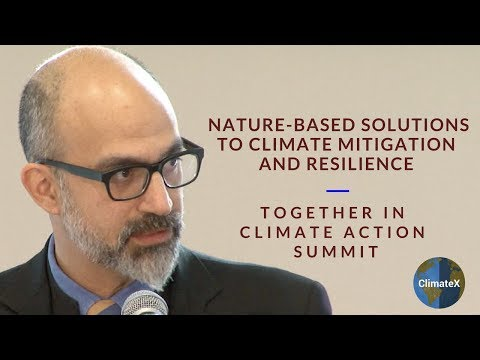 Nature-Based Solutions to Climate Mitigation and Resilience