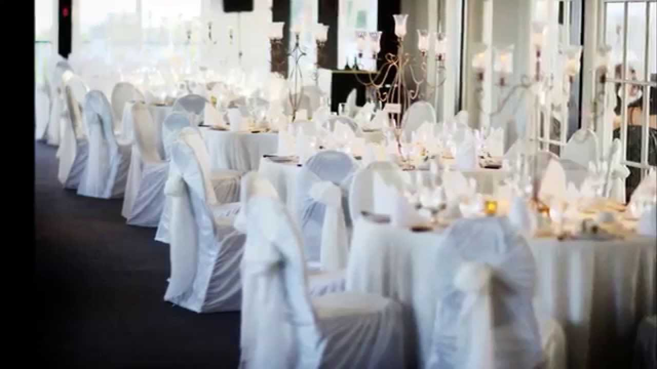 Decoration salle mariage luxe youtube for Idee deco table