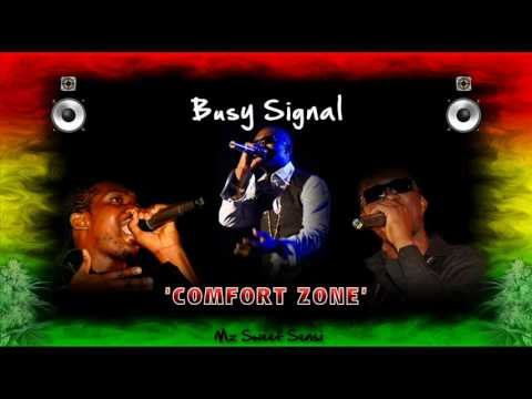 Busy Signal - Comfort Zone