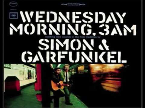 01 Album Wednesday Morning 3 A M  1964