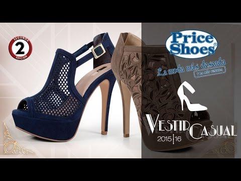 4931b9033e Catálogo Price Shoes  Vestir Casual 2E 2015 16 - YouTube