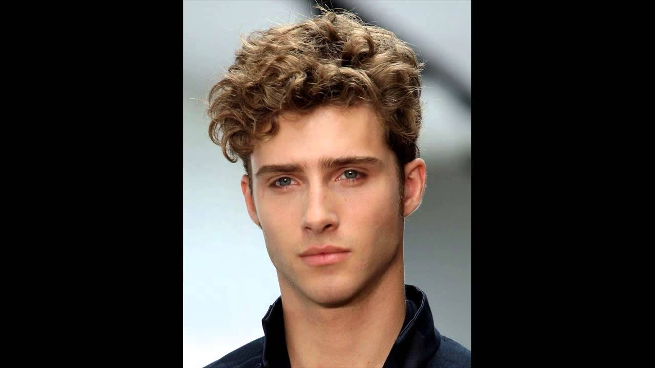 Hairstyles For Thin Hair And Round Face Men Youtube
