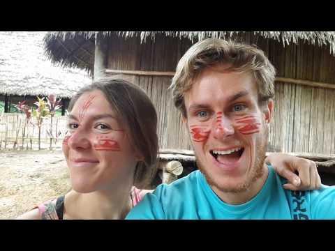 Exploring Secondary Amazon Jungle @ Puyo, Ecuador