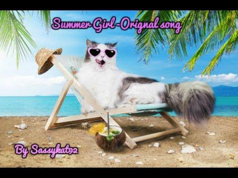 Summer Girl original song + lyrics